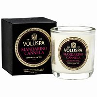 Voluspa Maison Noir Collection Mandarino Cannela